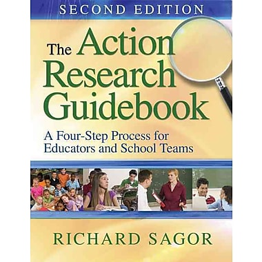 Corwin The Action Research Guidebook:A Four-Stage Process for Educators and School Teams Book
