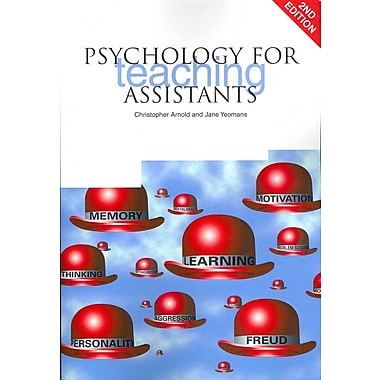 Stylus Publishing Psychology For Teaching Assistants Book