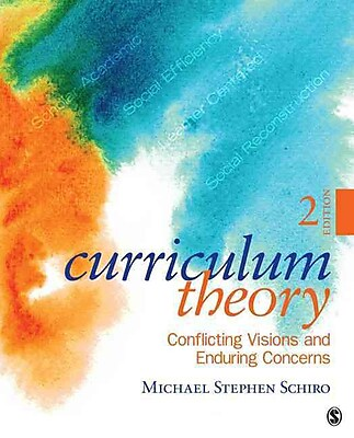 Sage Publications Curriculum Theory Book