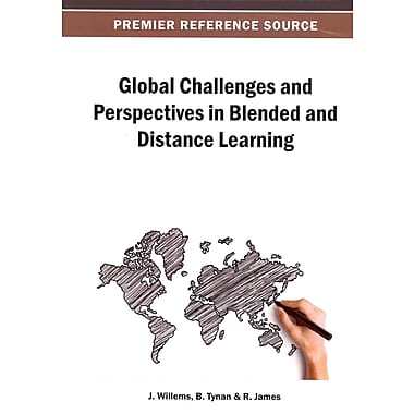 IGI Global Global Challenges and Perspectives in Blended and Distance Learning Book