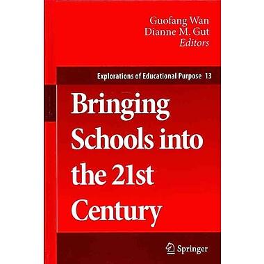 Springer Verlag Bringing Schools into the 21st Century Book