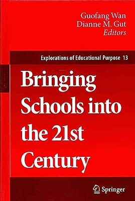 Springer Verlag Bringing Schools into the 21st Century Book
