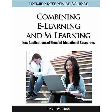 IGI Global Combining E-Learning and M-Learning Book