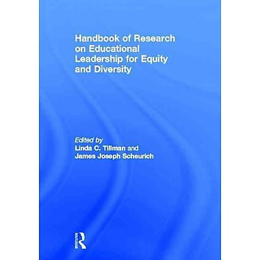 Taylor & Francis Handbook of Research on Educational Leadership for Equity Hardback Book