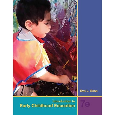 Cengage Learning® Introduction to Early Childhood Education Book