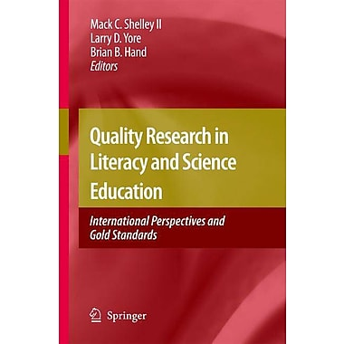 Springer Quality Research in Literacy and Science Education Book