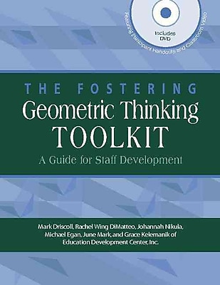 Heinemann The Fostering Geometric Thinking Toolkit Book