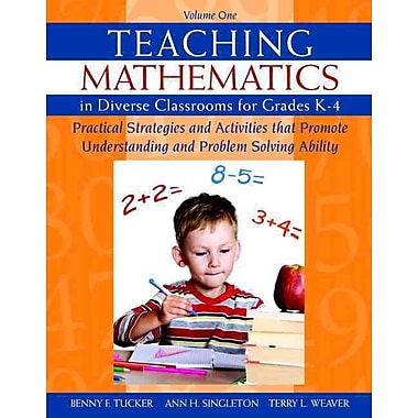 Prentice Hall Teaching Mathematics in Diverse Classrooms for Grades K - 4 Book