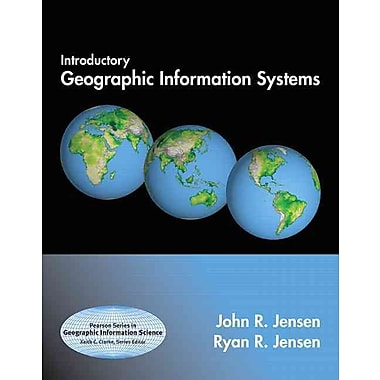 Pearson Introductory Geographic Information Systems Book