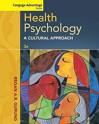 Cengage Learning® Health Psychology Loose Leaf Book