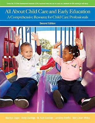 Pearson All About Child Care and Early Education: A Comprehensive Resource for Child... Book