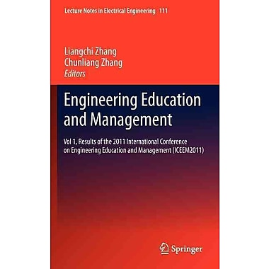 Springer Engineering Education and Management Book