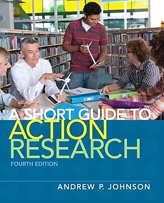 Pearson A Short Guide to Action Research Book