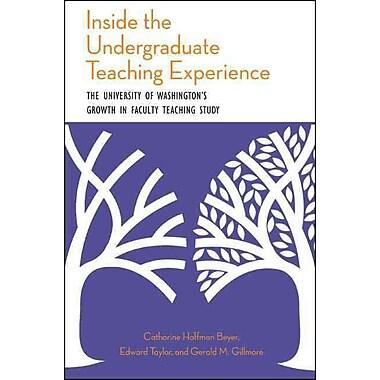SUNY Press Inside the Undergraduate Teaching Experience Hardback Book
