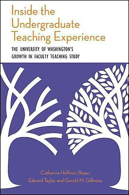 SUNY Press Inside the Undergraduate Teaching Experience Paperback Book