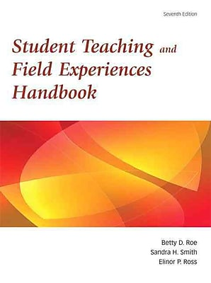 Pearson Student Teaching and Field Experience Handbook