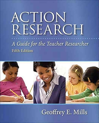 Pearson Action Research: A Guide for the Teacher Researcher Book