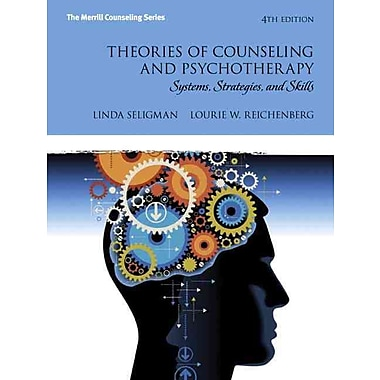 Pearson Theories of Counseling and Psychotherapy: Systems Hardback Book, 4th Edition