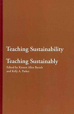 Stylus Publishing Teaching Sustainability / Teaching Sustainably Book