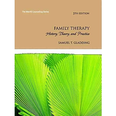 Pearson Family Therapy: History, Theory, and Practice Book, Used Book