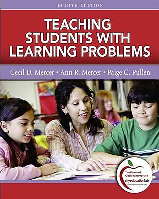 Pearson Teaching Students With Learning Problems Book