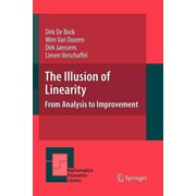 Springer 41st Vol. The Illusion of Linearity Book