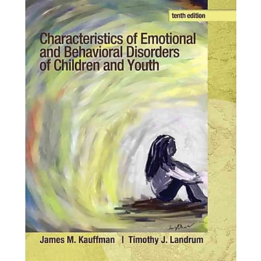 Pearson Characteristics of Emotional and Behavioral Disorders of Children and Youth Book