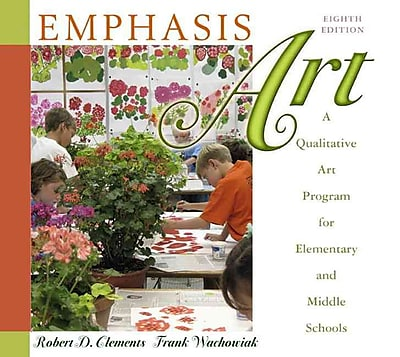 Pearson Emphasis Art: A Qualitative Art Program for Elementary and Middle Schools Book