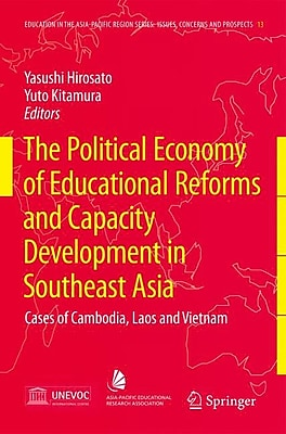 Springer The Political Economy of Educational Reforms and Capacity Development..., Volume 13 Book