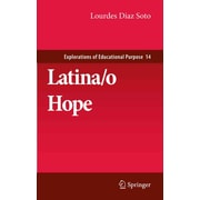 Springer Latina/o Hope Book