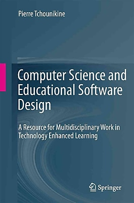 Springer Computer Science and Educational Software Design Book