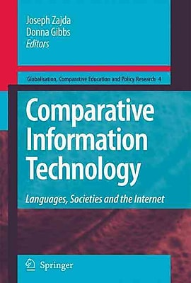 Springer Comparative Information Technology Book