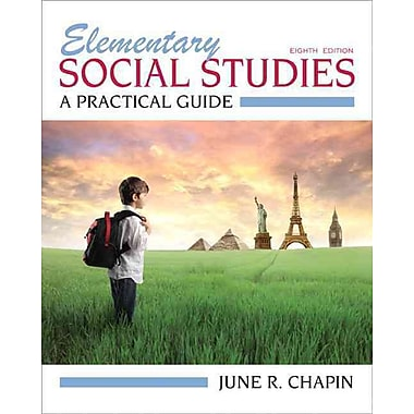 Pearson Elementary Social Studies: A Practical Guide, 8th Edition
