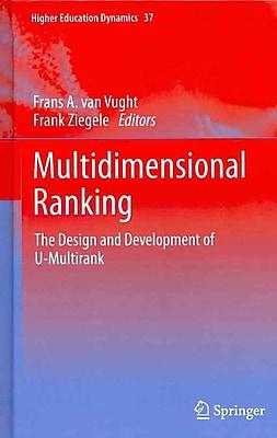 Springer Multidimensional Ranking, Volume 37 Book
