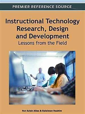 IGI Global Instructional Technology Research, Design and Development Book