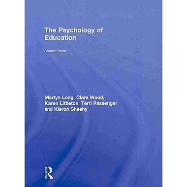Taylor & Francis The Psychology of Education Book, 2nd Edition