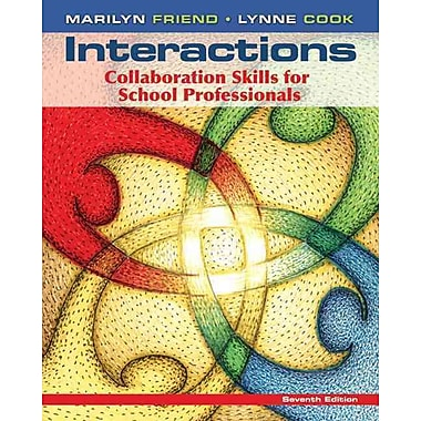 Pearson Interactions: Collaboration Skills for School Professionals Book