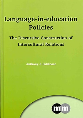 UTP Distribution Language-in-education Policies: The Discursive Construction of.. Hardback Book