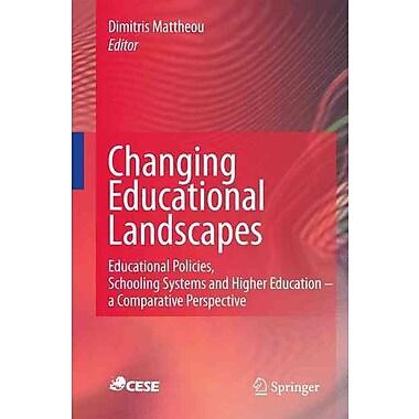 Springer Changing Educational Landscapes Book