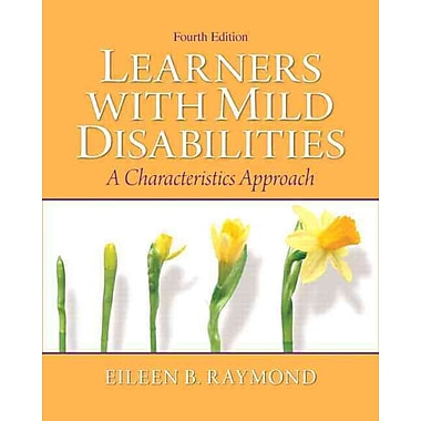 Pearson Learners With Mild Disabilities: A Characteristics Approach Book