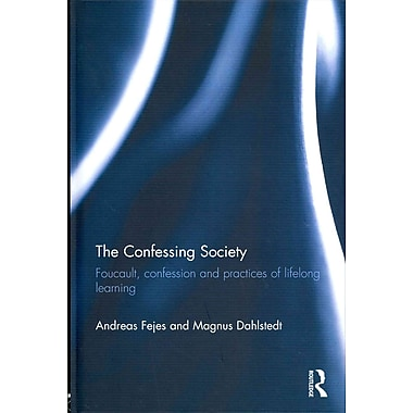 Taylor & Francis The Confessing Society Book