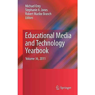 Springer Educational Media and Technology Yearbook Book