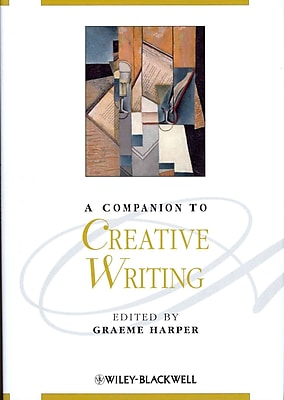John Wiley & Sons A Companion to Creative Writing Book