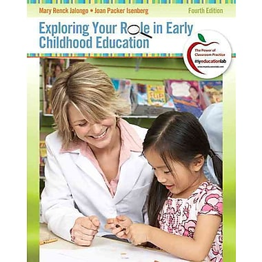 Pearson Exploring Your Role in Early Childhood Education Book