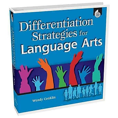 Shell Education Differentiation Strategies for Language Arts Book