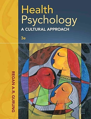 Cengage Learning® Health Psychology Hardback Book