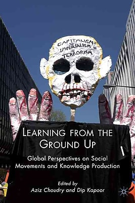Palgrave Macmillan Learning from the Ground Up Hardback Book