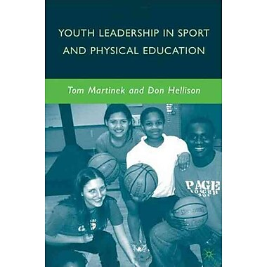 Palgrave Macmillan Youth Leadership in Sport and Physical Education Book
