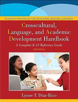 Pearson The Crosscultural, Language, and Academic Development Handbook Paperback Book
