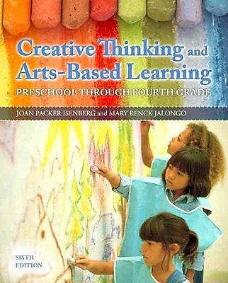 Pearson Creative Thinking and Arts-Based Learning Book